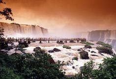 Iguaçu Brasil/Argentina