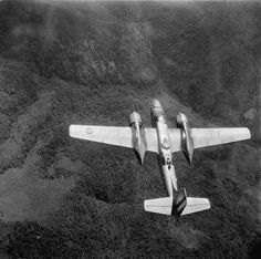 B-26 Invader in service with the French Air Force, in flight over Indochina - pin by Paolo Marzioli First Indochina War, Indochine, French History, Aircraft Photos, French Army, Vietnam War, Military History, Military Aircraft, World War Two
