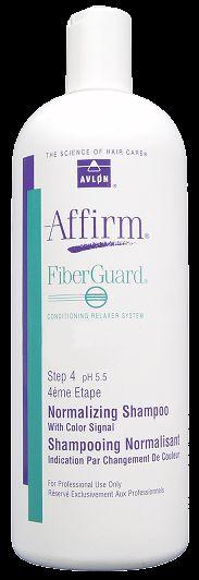 FiberGuard Normalizing Shampoo 32 fl.oz (Step 4)