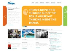 """The Phelps Group. Los Angeles Advertising and Public Relations Agency. """"Phelps is the only marketing communications agency in Los Angeles to be ranked in the Top 25 for both advertising agencies and public relations firms by The Los Angeles Business Journal. And we've been there for the past 13 years."""""""