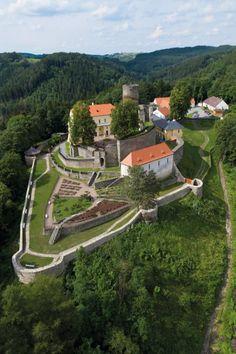 Svojanov castle, Czech rep