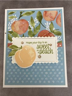 Stampin\' Pretty Pals Sunday Picks - 05.23.21 - Kim Webb Happy Birthday Font, Birthday Cards, Holiday Cards, Christmas Cards, Valentine Cards, Youre A Peach, Mary Fish, Stampin Pretty, Little Flowers