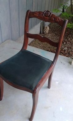 antique chair mint condition...$50