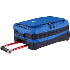 Help your dad spot his luggage after those business trips - The North Face Rolling Thunder Rolling Gear Bag #travelingdad