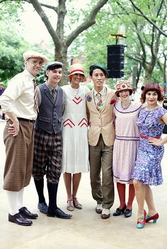 Go to the Jazz Age Lawn Party on Governor's Island, NY