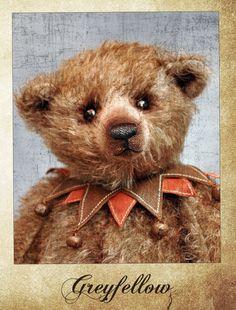 Vintage Bears - Galerie de Portraits