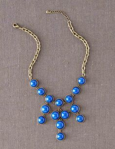 I've spotted this @BodenClothing Retro Necklace - 70's