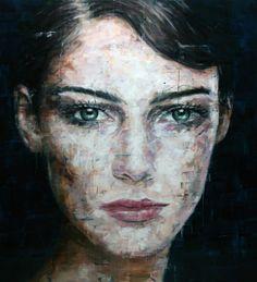 """""""Harding Meyer e um dos seus retratos realistas."""" http://decoracaopracasa.com/arte-culturaharding-meyer-o-pintor-brasileiro-retratista/#.Up8mZOLovIW"""