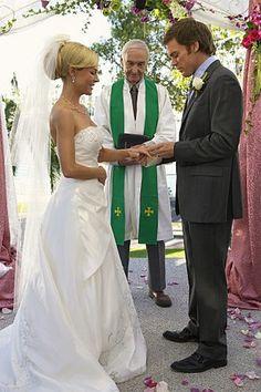 Dexter and Rita's Wedding