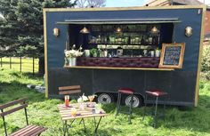 horse box catering trailer for sale - Google Search