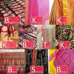A #traditional attire for #Women from India, this #elegant #Indian drape looks #fabulous and #stunning to say the least. Again accentuating the #diversity that is #India, these 10 different types of #sarees from different regions of India will make you want to #buy one today!  #lifeisamela #itallhappensinbetween