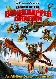 Legend of the Boneknapper Dragon (TV Short 2010)