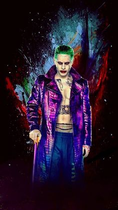 New Training HD Joker pic collection 2019 ~ Harley And Joker Love, Joker Y Harley Quinn, Harley Quinn Drawing, Joker Batman, Joker Art, Joker Images, Joker Pics, Joker Iphone Wallpaper, Joker Wallpapers