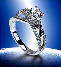 Mark Silverstein braid engagement ring  Ecclesiastes 4:12 A person standing alone can be attacked and defeated, but two can stand back-to-back and conquer. Three are even better, for a triple-braided cord is not easily broken. Husband, Wife, & God