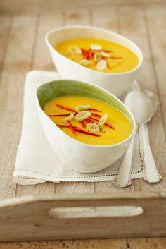 Kürbissuppe in vielen Varianten