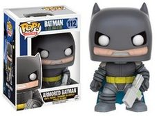 Pop! Heroes - Batman The Dark Knight Returns - Armored Batman #112 Vinyl Figure
