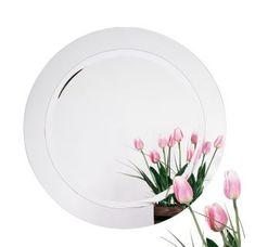 Alno N/A 28 Inch Diameter Frameless Round Mirror