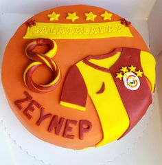 Galatasaray Torte / Pastasi ♥ Facebook: https://www.facebook.com/PS-Backparadies-925100764244774/ Instagram: https://www.instagram.com/ps_backparadies/