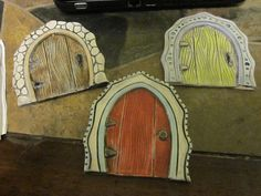 Looking for your next project? You're going to love Clay Fairy Door Tutorial by designer Elizabeth Burtt.