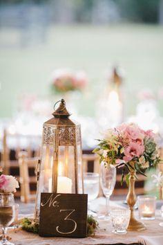 Romantic Lanternlight Wedding Reception | ERIKA DELGADO PHOTOGRAPHY