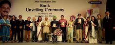 Mumbai, 1st February, 2016: Captain Bana Singh – recipient of India's highest gallantry award, Param Vir Chakra, unveiling Saharasri Subrata Roy Sahara's book – 'Life Mantras', in a grand ceremony held at Sahara Star, Mumbai. The book was today unveiled simultaneously at more than 5,000 corporate establishments of Sahara India Pariwar, throughout India. Also seen in the picture, Ms. Kavitha Krishnamurthy, Ms. Shashi Ranjan,