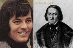 Tony Blackburn and Robert Schumann - Match made by Brian Stalin