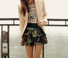beautiful-blonde-fashion-h3rsmile.tumblr.com-jacket-model-Favim.com-55944
