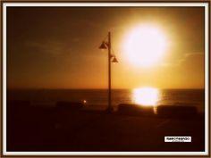 """""""No camines delante de mí, puede que no te siga. No camines detrás de mí, puede que no te guíe. Camina junto a mí y sé mi amigo"""" Albert Camus #frases #amanecer #solnaciente #frases #farol #malecón #santodomingo #repúblicadominicana #caribe #caribbean #maroteandord"""