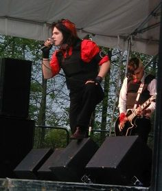 Revenge ~ Gerard and Frank ~ My Chemical Romance