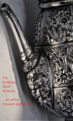 NEW: The American Silver Museum II and The American Silver Museum are online museum experiences! Online Textbook, Free Online Jigsaw Puzzles, Digital Museum, Cool Kitchen Gadgets, Reference Images, Copics, Online Gallery, Learn To Draw, Op Art