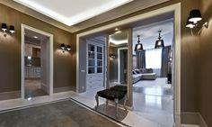 Прихожая в стиле Traditional #Vizantiya #design #interior #Traditional