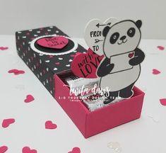 "Stamp A Little Longer: 3D Thursday - ""Pop-Up"" Box of Love"
