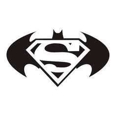 Batman Superman Laptop Car Truck Vinyl Decal Window Sticker PV451