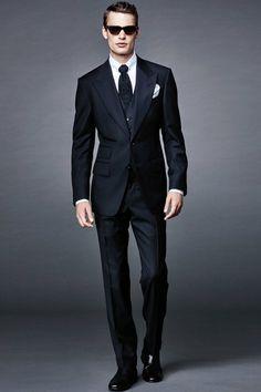TOM FORD x BOND Lookbook -  #Menswear #Trends #Tendencias #Moda Hombre