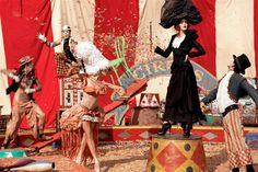 Beauty at the Circus
