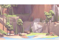 Landscape (WIP)