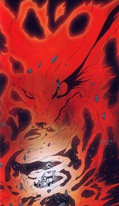 Naruto Power of Kyūbi Naruto Shippuden Sasuke, Anime Naruto, Manga Anime, Naruto Uzumaki Art, Naruto Fan Art, Naruto Wallpaper, Wallpapers Naruto, Wallpaper Naruto Shippuden, Animes Wallpapers