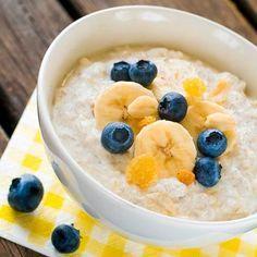 Gesund abnehmen ohne zu hungern mit  sättigendem Milchreis mit Kleie. www.ihr-wellness-magazin.de