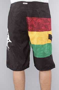 LRG Core Collection The LRG Paylay 2 Boardshorts in Black : Karmaloop.com - Global Concrete Culture