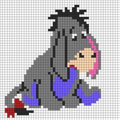 Fuse Bead Patterns, Kandi Patterns, Perler Patterns, Beading Patterns, Embroidery Patterns, Cross Stitch Patterns, Perler Beads, Fuse Beads, Perler Bead Disney