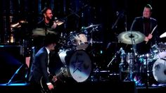 Green Day & Ringo Starr - Boys [Hall of Fame Ceremony 2015]
