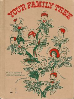 your family tree. vintage cover.