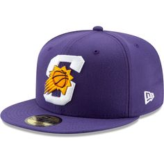 separation shoes 39f2c 6115b Men s Phoenix Suns New Era Purple Team Logo Back Half Series 59FIFTY Fitted  Hat, Your Price   35.99