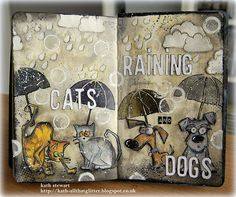 Kath's Blog......diary of the everyday life of a crafter: Simon Says...Whatever The Weather