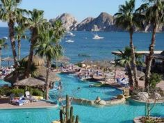 Cabo San Lucas!  Doug and I LOVED this hotel.  We spent 5 days outside enjoying this beautiful place.