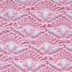 30 Patrones de Puntos y Puntadas Caladas Crochet   Todo crochet