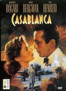 Casablanca is Bogart at his best.