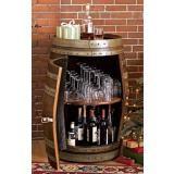 Wine Storage Wine Barrel