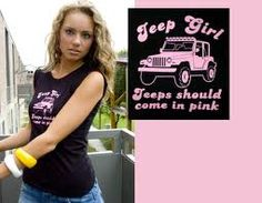 a Pink Jeep? We can help with that