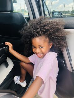 Natural Hairstyles For Kids, Natural Hair Styles, Braid Out, Mini Me, Curls, Braids, Hair Kids, Natural Kids Hairstyles, Bang Braids